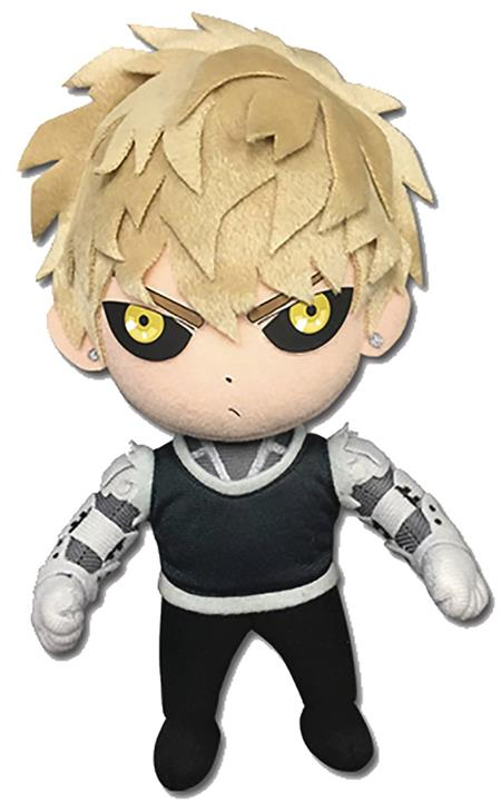 ONE PUNCH MAN GENOS 8 IN PLUSH (C: 1-1-2)