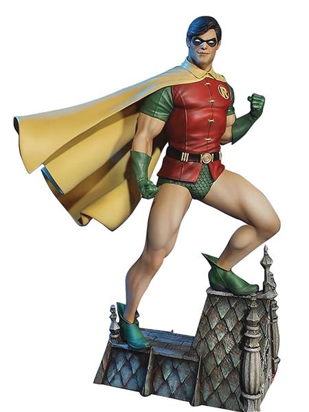 BATMAN SUPER POWERS ROBIN MAQUETTE (Net) (C: 1-1-2)