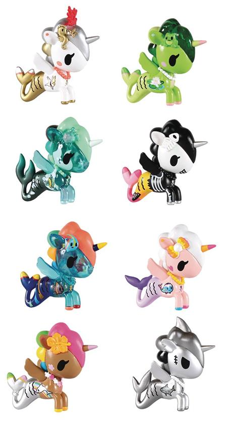 TOKIDOKI MERMICORNOS SERIES 2 16PC BMB DS (C: 1-1-1)