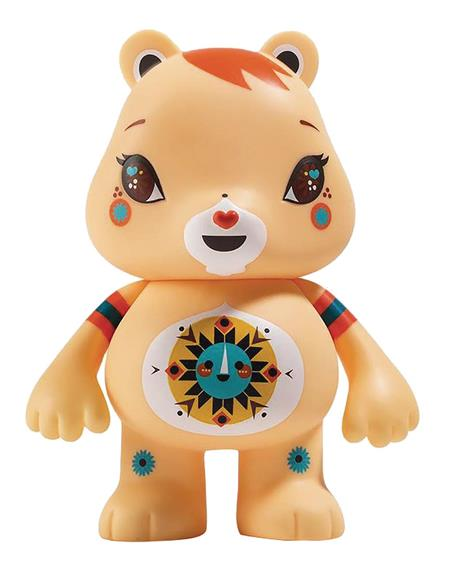 CARE BEARS FUNSHINE BEAR MEDIUM FIGURE BY JULIE WEST (C: 0-1