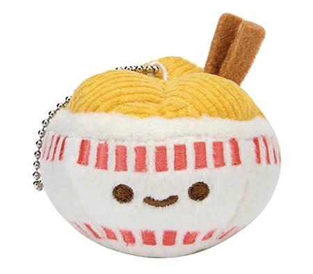 RAMEN 2IN PLUSH CHARM 4PC CS (C: 1-1-2)
