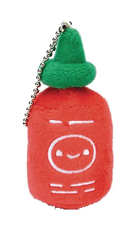 SRIRACHA 3IN PLUSH CHARM 4PC CS (C: 1-1-2)