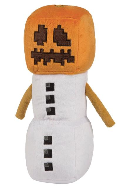 MINECRAFT SNOW GOLEM 11.5 IN PLUSH (C: 1-1-2)