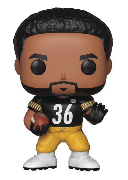 POP NFL LEGENDS JEROME BETTIS VINYL FIGURE (C: 1-1-2)