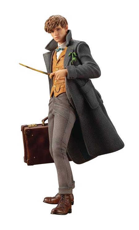 FANTASTIC BEASTS CRIMES OF GRINDEWALD NEWT SCAMANDER ARTFX+