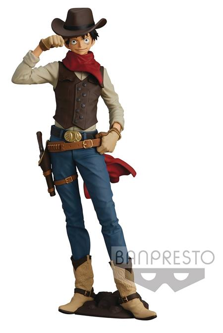 ONE PIECE TREASURE CRUISE WORLD JOURNEY V1 LUFFY FIG (C: 1-1