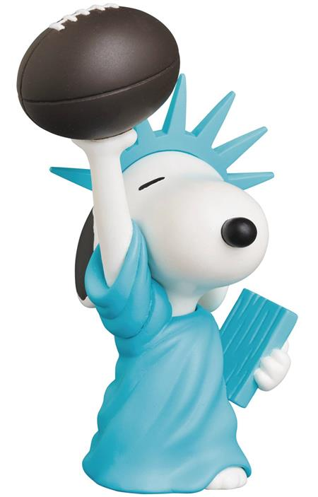 PEANUTS STATUE OF LIBERTY SNOOPY UDF FIG SERIES 9 (C: 1-1-2)