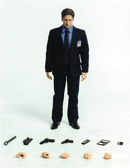 X-FILES AGENT FOX MULDER 1/6 SCALE FIG (Net) (C: 0-1-2)