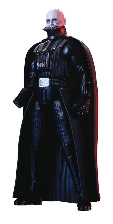 STAR WARS RETURN OF THE JEDI DARTH VADER 1/12 PLSTIC MDL KIT