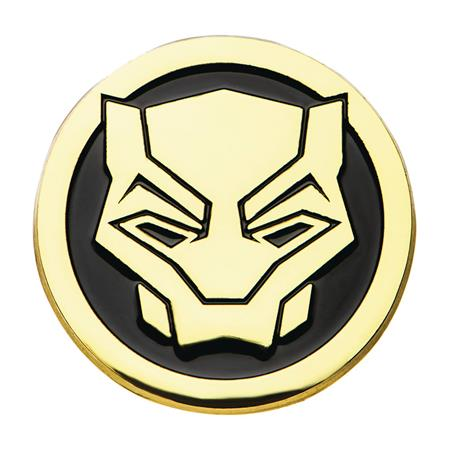 BLACK PANTHER LAPEL PIN (C: 1-1-2)
