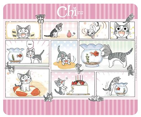 CHIS SWEET HOME COMIC MOUSEPAD (C: 1-1-2)