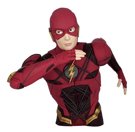 THE FLASH PVC BUST BANK (C: 1-1-2)