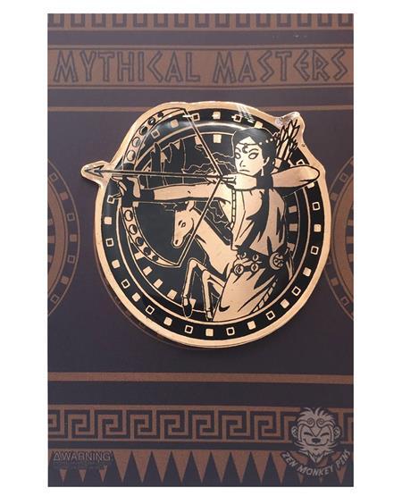 GREEK MYTHOLOGY ARTEMIS PIN (C: 1-1-2)