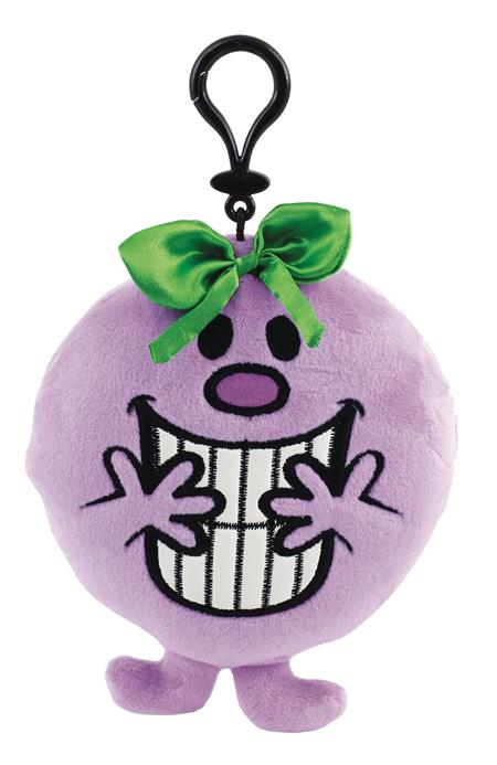 LITTLE MISS NAUGHTY 4IN PLUSH