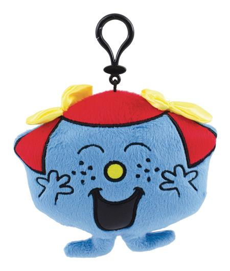 LITTLE MISS GIGGLES 4IN PLUSH