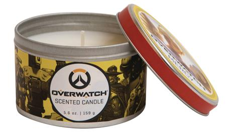 OVERWATCH SCENTED CANDLE MERCY 5.6 OZ TIN (C: 1-1-2)