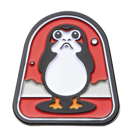STAR WARS EPISODE 8 PORG FRAMED PIN (C: 1-1-2)