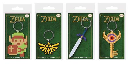 LEGEND OF ZELDA KEYCHAIN 48 PC DIS (C: 1-1-2)
