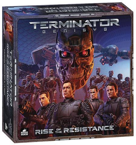 TERMINATOR GENISYS RESISTANCE CORE GAME (C: 0-1-2)