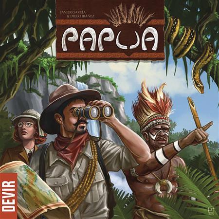 PAPUA BOARD GAME (C: 0-1-2)