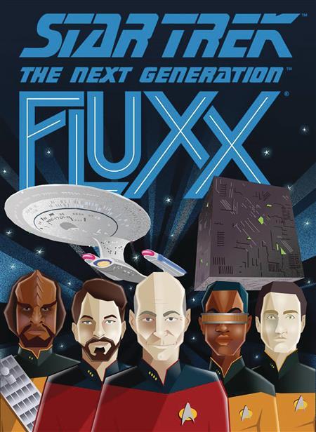 STAR TREK TNG FLUXX DIS (6CT) (C: 0-1-2)
