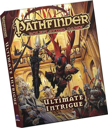 PATHFINDER RPG ULT INTRIGUE POCKET ED (C: 0-0-1)