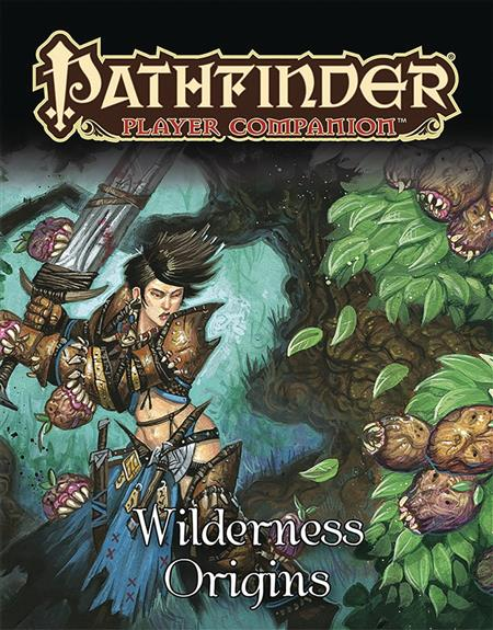 PATHFINDER PLAYER COMPANION WILDERNESS ORIGINS (C: 0-0-1)