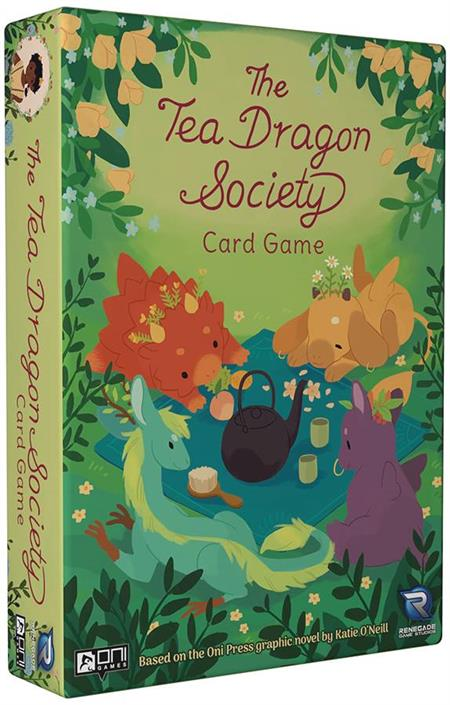 TEA DRAGON SOCIETY CARD GAME (C: 0-0-2)