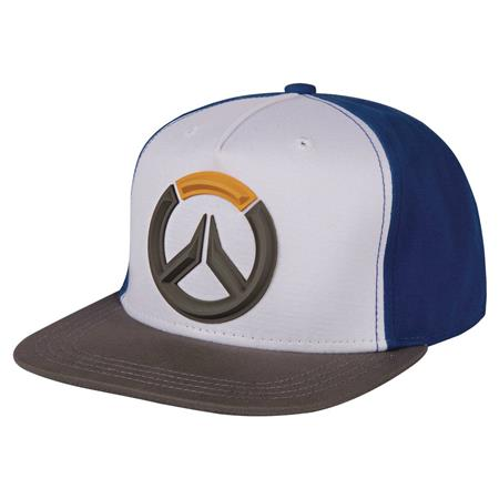 OVERWATCH WATCHPOINT TECH SNAP BACK HAT (C: 1-1-2)