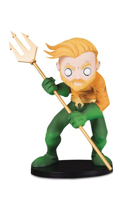 DC ARTISTS ALLEY AQUAMAN BY CHRIS UMINGA VINYL FIGURE