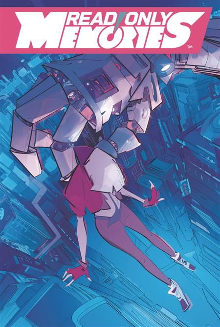 READ ONLY MEMORIES #2 (OF 4) CVR A SIMEONE