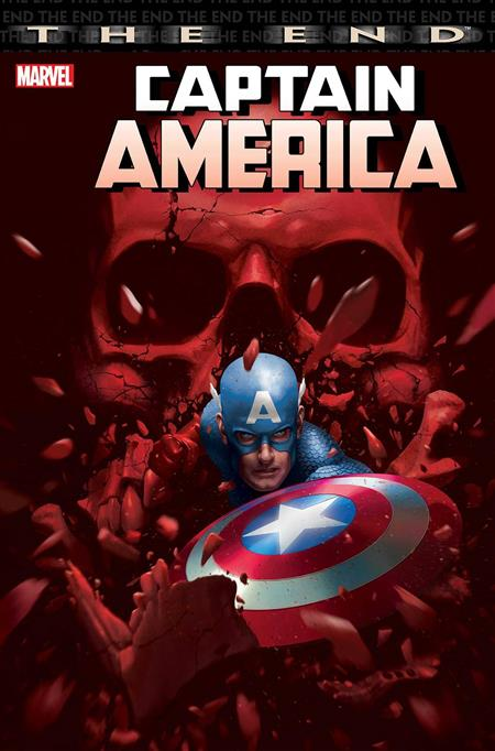 CAPTAIN AMERICA THE END #1