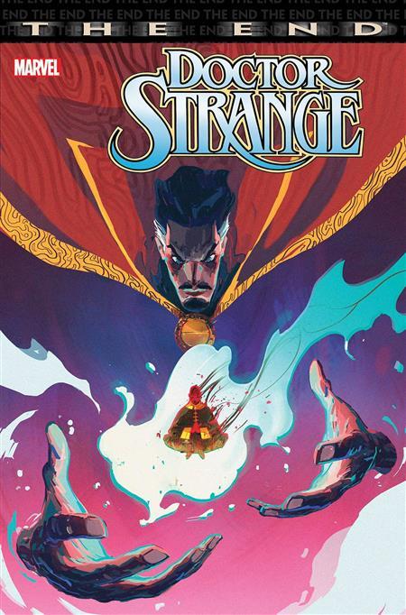 DOCTOR STRANGE THE END #1 ANDRADE VAR
