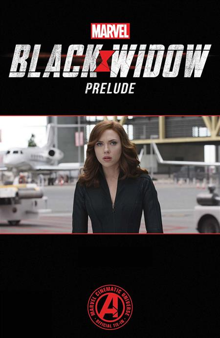 MARVELS BLACK WIDOW PRELUDE #1 (OF 2)