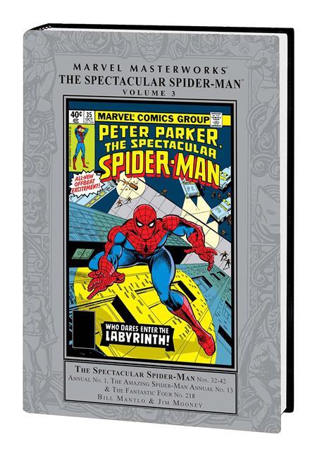 MMW SPECTACULAR SPIDER-MAN HC VOL 03