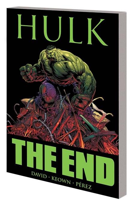 HULK TP THE END NEW PTG