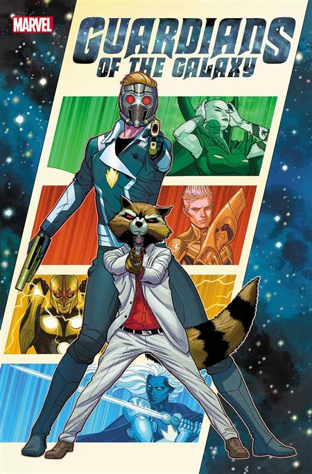 GUARDIANS OF THE GALAXY #1 POSTER