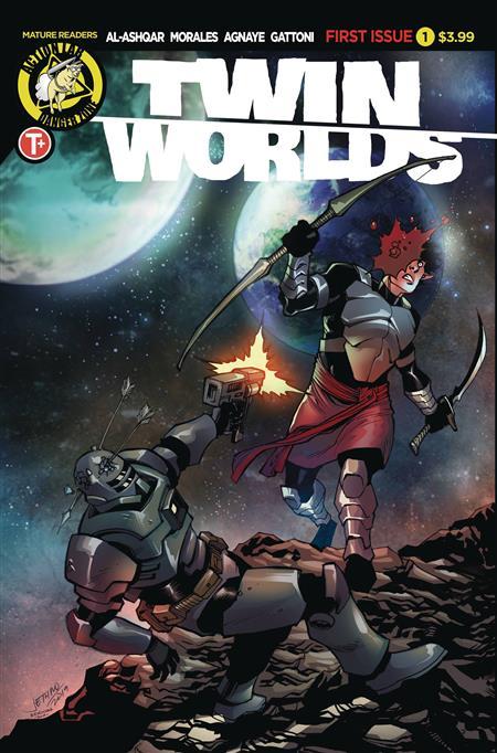 TWIN WORLDS #1 CVR B