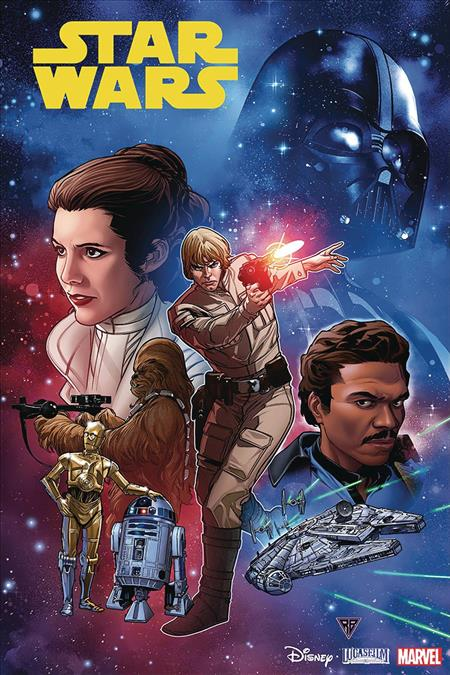 DF STAR WARS #1 SGN SOULE