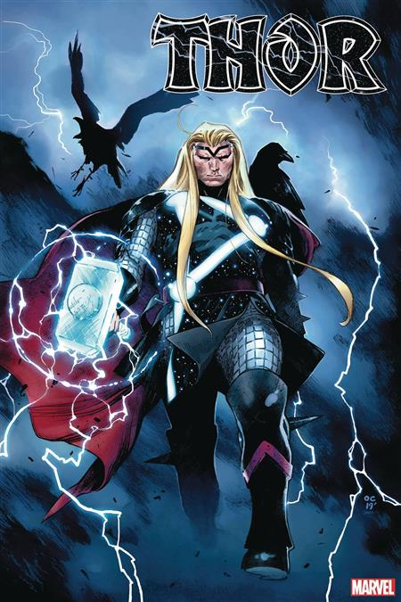 DF THOR #1 SGN CATES