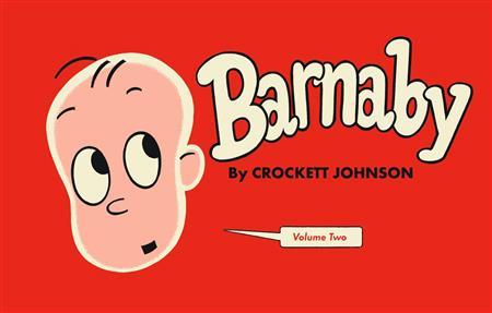BARNABY HC VOL 02