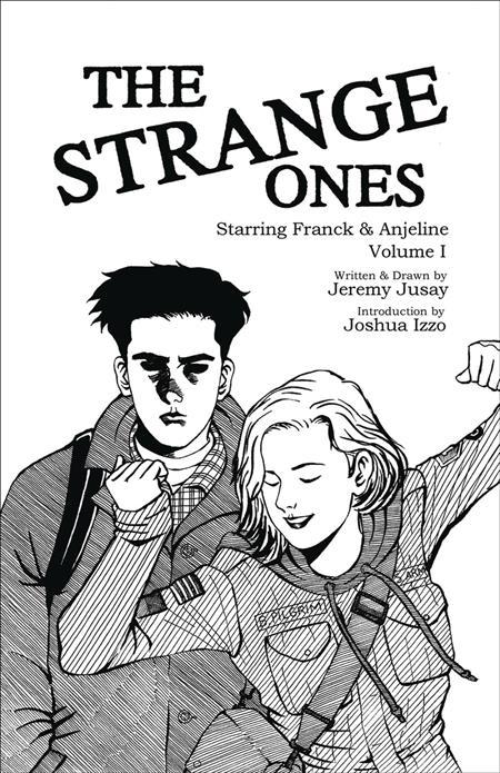 STRANGE ONES GN (C: 0-1-0)