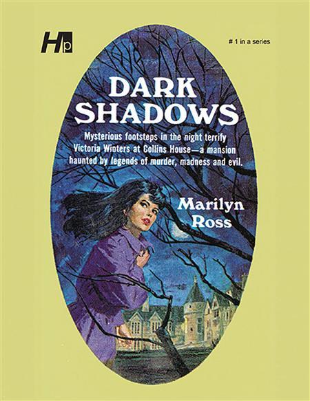 DARK SHADOWS PAPERBACK LIBRARY NOVEL VOL 01 DARK SHADOWS (C: