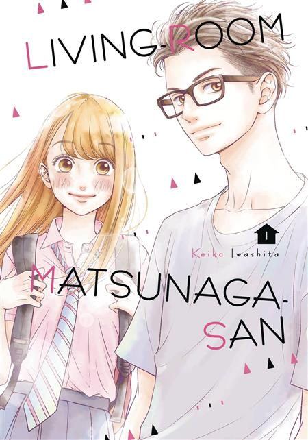 LIVING ROOM MATSUNAGA SAN GN VOL 01 (C: 1-1-0)
