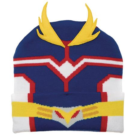 MY HERO ACADEMIA ALL MIGHT SUIT UP BEANIE (C: 1-1-2)