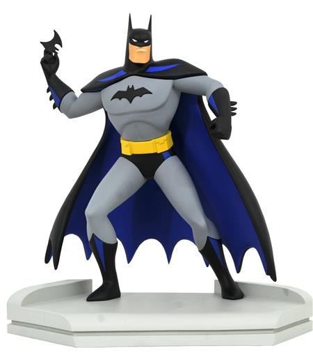 BATMAN TAS PREMIER COLLECTION BATMAN STATUE (C: 1-1-2)