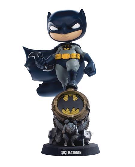 MINI CO HEROES DC COMICS BATMAN VINYL STATUE (C: 1-1-2)