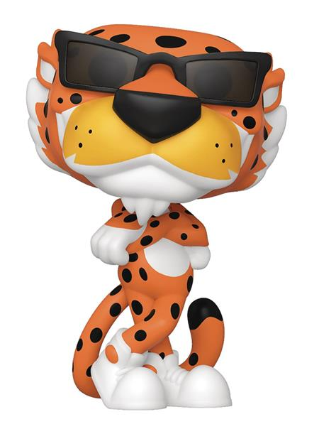 POP AD ICONS CHEETOS CHESTER CHEETAH VIN FIGURE (C: 1-1-2)