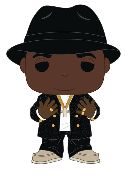 POP ROCKS BIGGIE NOTORIOUS BIG VINYL FIGURE (C: 1-1-2)