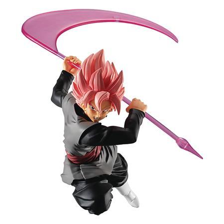 DRAGON BALL STYLING SUPER SAIYAN ROSE GOKU BLACK ROSE FIG (N